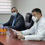 OGROMAN DOPRINOS MEDICINARA Višković i Đajić složni da je RS uspješna u borbi protiv korone