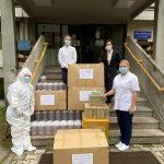 Donacija Vlade Švicarske prijedorskom Domu zdravlja (FOTO)
