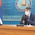 U Srpskoj 25 novih slučajeva, ukupno 1.068 (VIDEO)