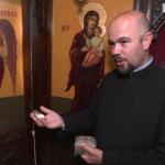 """""""Ako je Gospod pustio da ikone proplaču, to jesu suze božije"""" (VIDEO)"""