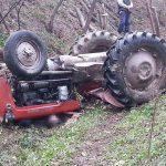 TRAGEDIJA U NOVOM GRADU Dječak poginuo prilikom prevrtanja traktora