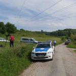 Pripadnici SAЈ-a i ministar Lukač na mjestu ubistva Ćuluma (FOTO)