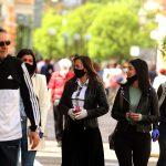 RUKAVICE NA OTVORENOM NISU OBAVEZNE Danas zabrana kretanja u Srpskoj od 15 časova