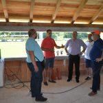 Gradonačelnik obišao radove na stadionu u Saničanima