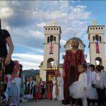Bar: U litiji učestvovao veliki broj vjernika (VIDEO)