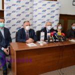 DNS i SNSD u trci za gradonačelnika Prijedora (VIDEO)