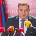 Dodik: Nisam dobio poziv SIPA (VIDEO)