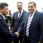Predsjednik Kine zahvalio Dodiku na podršci
