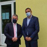 Kandidat za gradonačelnika Prijedora Dalibor Pavlović, zahvalio se ministru na podršci