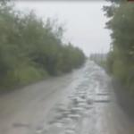 Ovako izgleda put u prijedorskom naselju Topolik (VIDEO)
