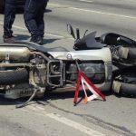 Na putu Prijedor - Kozarska Dubica; U teškoj saobraćajnoj nesreći poginuo motociklista