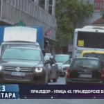 Svakodnevni saobraćajni kolaps u ulici 43. prijedorske brigade (VIDEO)