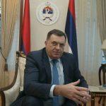 Dodik: Ne može Komšić napadati Srbiju
