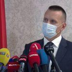 Lukač: Migrantskih kampova u Srpskoj neće biti (VIDEO)