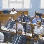 Diskusija Nenada Gvozdena, odbornika SNSD-a u Skupštini grada o kreditnom zaduženju (VIDEO)