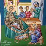 SUTRA IVANJDAN Sveti Jovan se naziva i Pretečom zato što je najavljivao dolazak Hristov i pozvao ljude na pokajanje