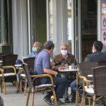Zeljković: U baštama kafića obavezne maske