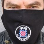 U Zagrebu prodaju maske sa simbolima NDH