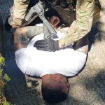 U pretresima lokacija koje koristi Šakić pronađeni pištolj, meci, kacige... (FOTO)
