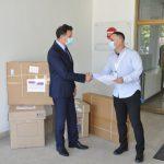 """Prijedor: Bolnici tri respiratora iz akcije """"Respirator za Srpsku"""""""