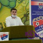 Održana izborna sednica Skupštine Gradskog FS Prijedor  Stakić naslijedio Kralja