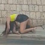 Kao u MMA: Brutalna tuča djevojaka u centru grada (VIDEO)