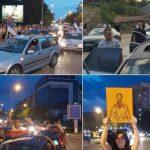 Veliki broj vjernika u litijama od juga do sjevera Crne Gore (FOTO/VIDEO)