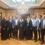 Dodik na svečanoj večeri povodom rođendana patrijarha Irineja