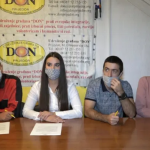 Mladi političari inicirali adaptaciju igrališta (VIDEO)