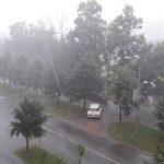 Upozorenje na obilnije padavine i mogućnost bujičnih poplava