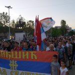 Velike narodne litije u Beranama i Nikšiću (VIDEO)