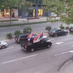 Crna Gora slavi i večeras; Sirene, vatrometi, kolona (VIDEO)