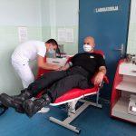 Prijedor: Krv darovalo 60 policajaca
