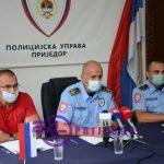 PU Prijedor: Intenzivan rad na sprečavanju zloupotrebe narkotika