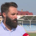 """Saša Stević, sportski direktor o planovima i ambicijama FK """"Rudar Prijedor"""" (VIDEO)"""