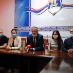 GO SDS-a Prijedor održao pres konferenciju; Tubin KRITIKOVAO koalicionog partnera (VIDEO)