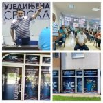 Nove kancelarije u područnom odboru Jug za kvalitetniji i efikasniji rad Ujedinjene Srpske (FOTO)