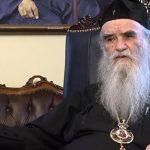 Mitropolit Amfilohije: Neću umrijeti dok na vrh Lovćena ne vratim Njegoševu crkvu