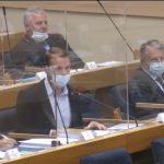 Stanivuković zaprijetio potpredsjedniku NSRS (VIDEO)