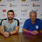 Boris Savić trener Rudar Prijedora posle pobede nad Tekstilcem (2:0)  Imamo problem s realizacijom