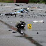 SUDAR AUTOMOBILA I MOTOCIKLA U nesreći kod Prijedora teško povrijeđen maloljetnik
