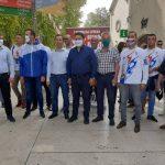 Stevandić: Podrška Ćurića za gradonačelnika