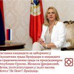 Cvijanović na sastanku Gradskog odbora SNSD Prijedor