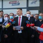 """Nešić jedno, opštinski odbori DNS-a drugo: Predsjednika stranke podsjećaju: """"Riječ je riječ"""" (VIDEO)"""