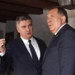 Crnjac: Zagreb Dodikovom posjetom priznao političku stvarnost