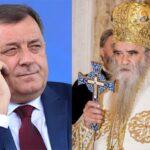 Dodik razgovarao sa Amfilohijem