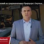 Dalibor Pavlović: Prijedor neće više biti grad započetih, a nezavršenih projekata (VIDEO)