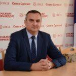 """Dalibor Pavlović, kandidat za gradonačelnika Prijedora u emisiji """"Argument više"""" ELTA HD TV1"""