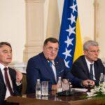 Kako je Dodik opet nadigrao Komšića i Džaferovića
