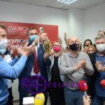 Pavlović proglasio pobjedu: Slavlje SNSD-a u Prijedoru (VIDEO)